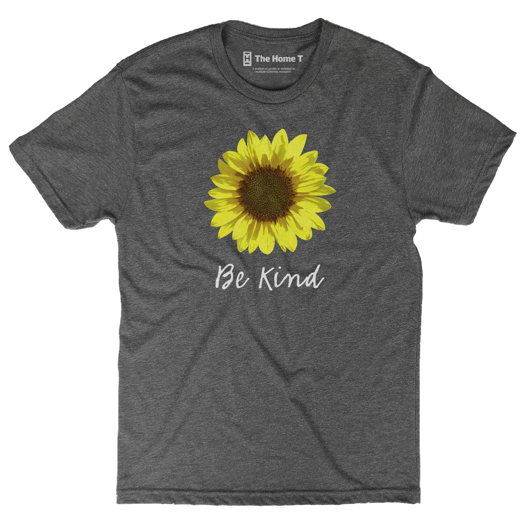 Be Kind Sunflower Navy