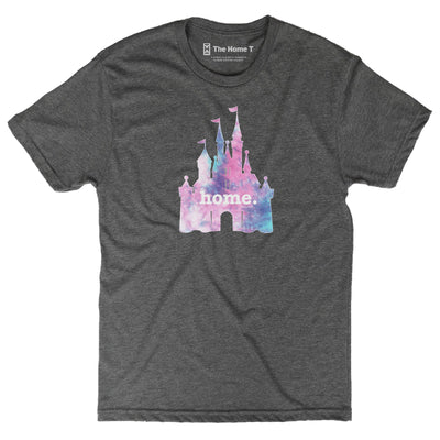 Home at the Castle Tye Die Print Limited Edition