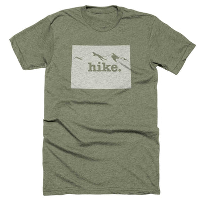 Colorado Hike Home T-Shirt