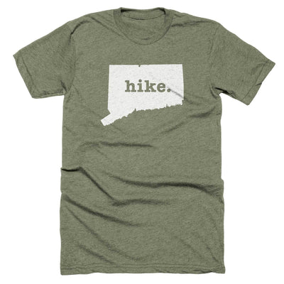 Connecticut Hike Home T-Shirt