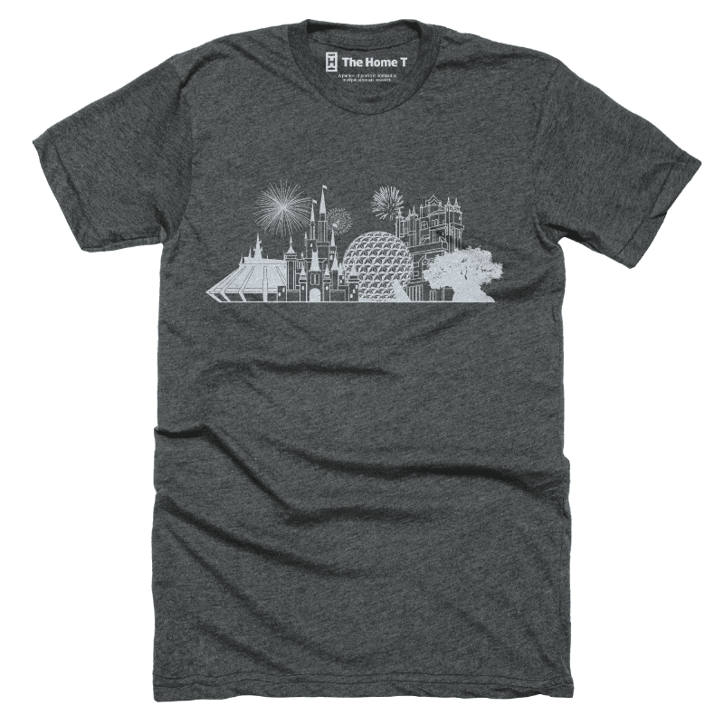 567eb7a6f Home at the Castle T Shirt - The Home T.
