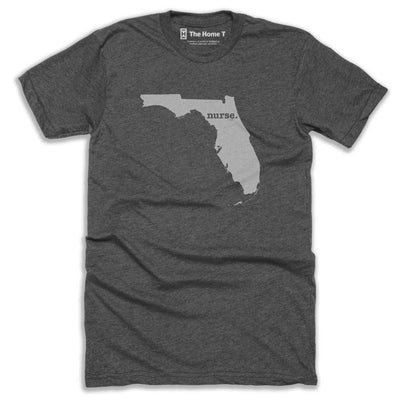 Florida Nurse Home T-Shirt