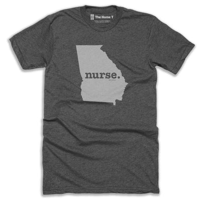 Georgia Nurse Home T-Shirt