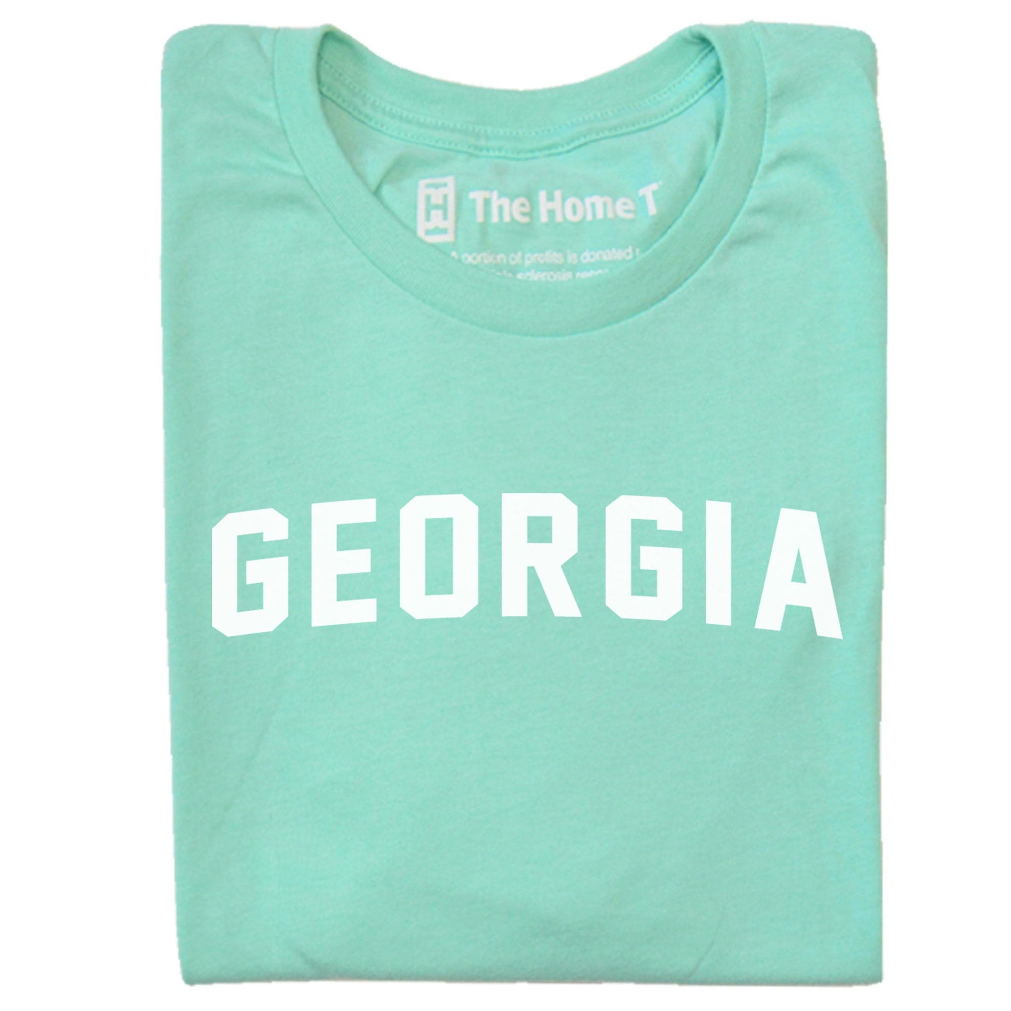 Georgia Arched The Home T XS Mint