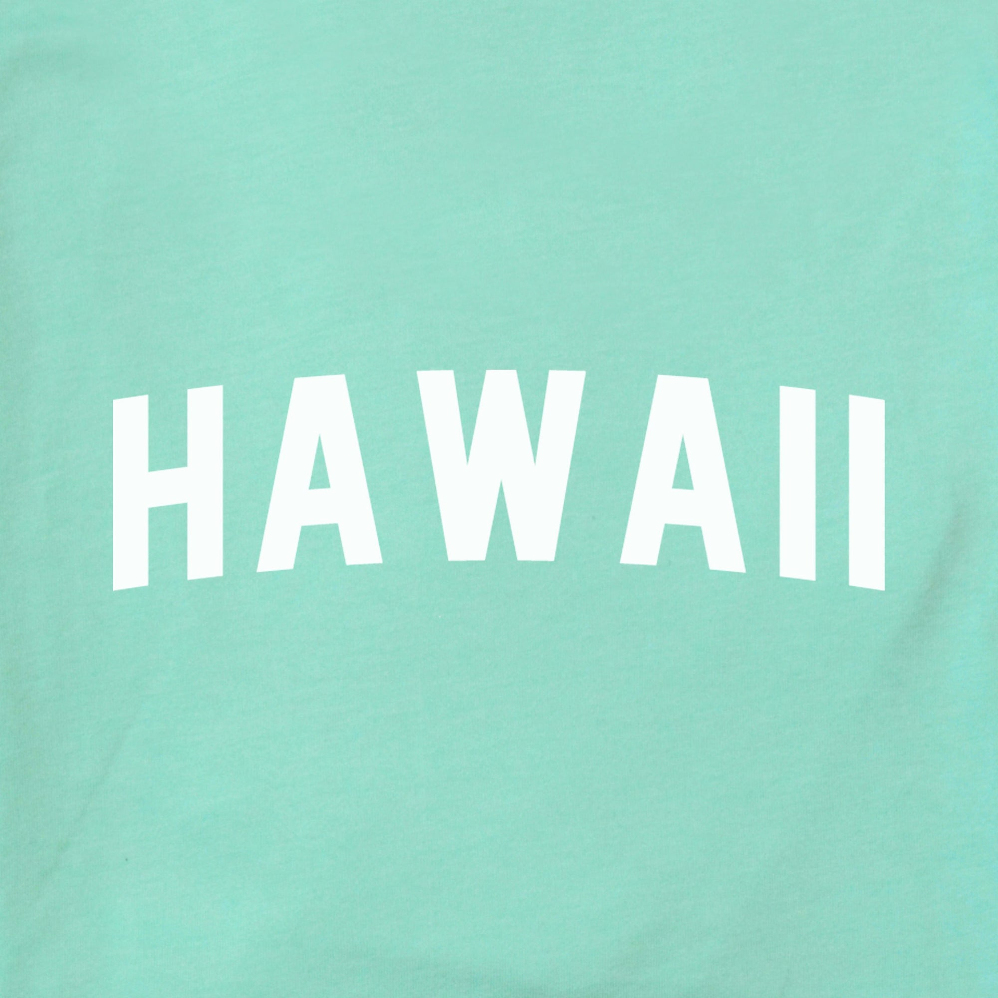 Hawaii Arched The Home T XS Mint