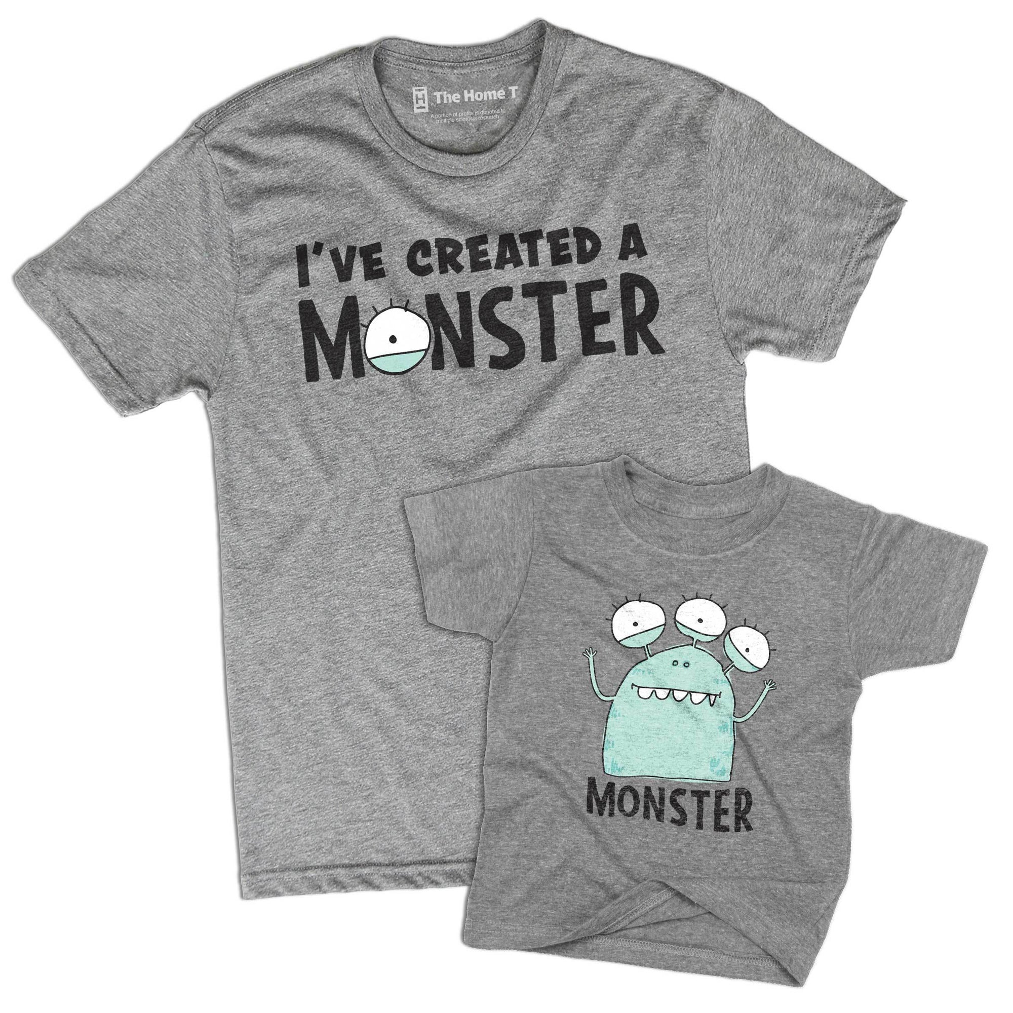 I've Created a Monster (Matching Set)