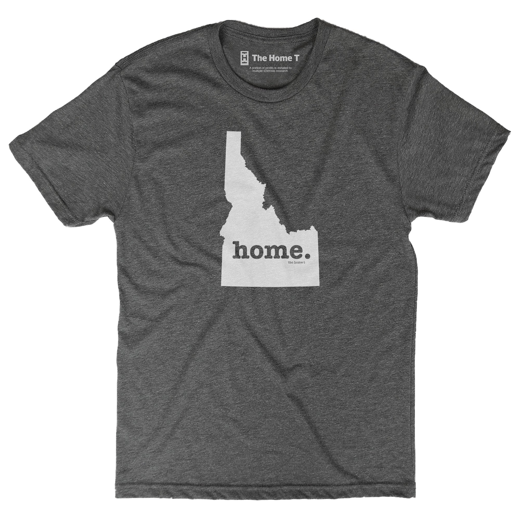 Idaho Home T Original Crew The Home T XXL Grey