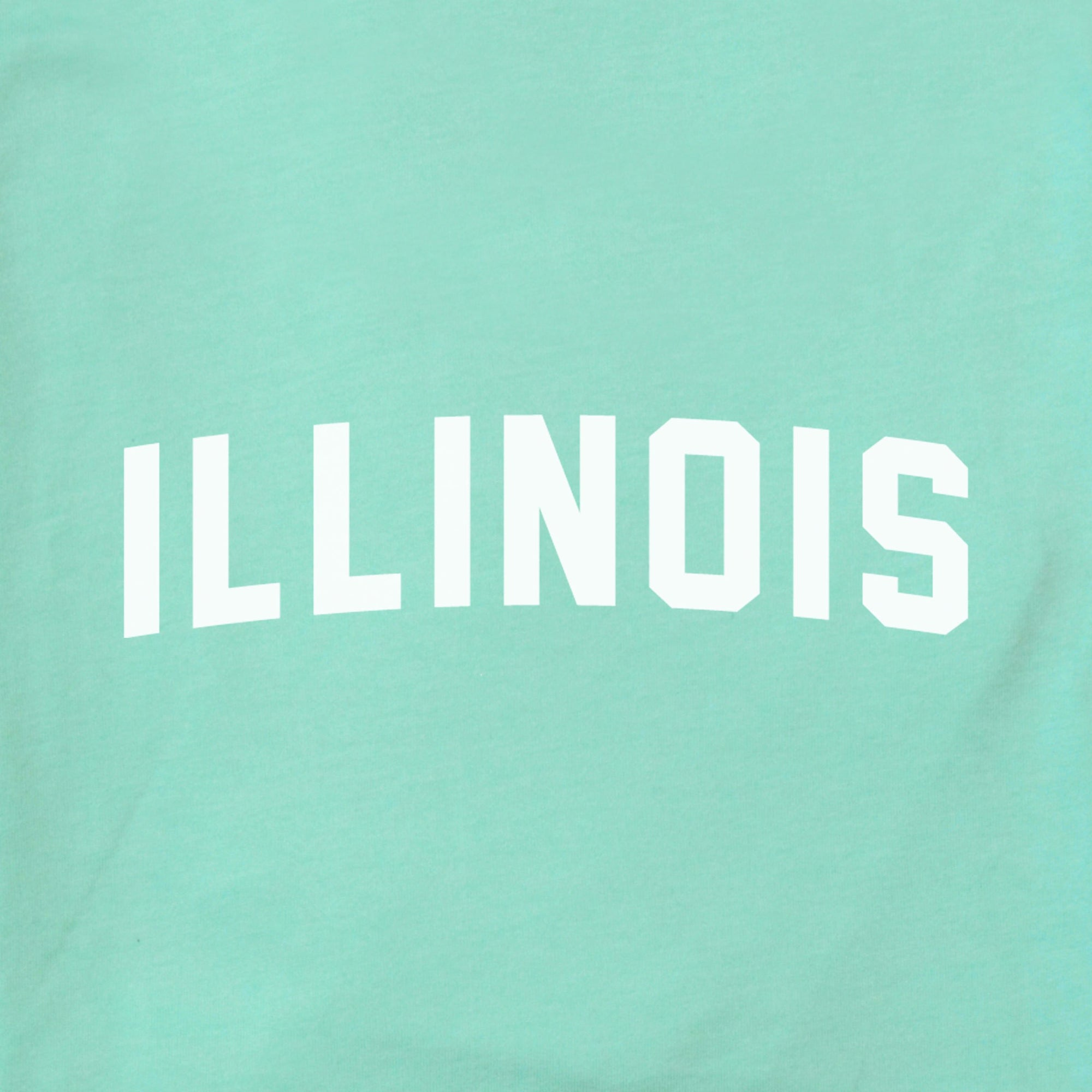 Illinois Arched The Home T XS Mint