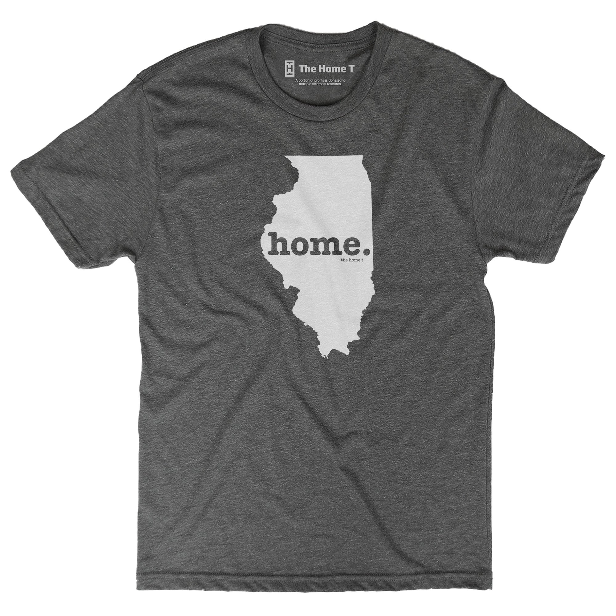 Illinois Home T Original Crew The Home T XXL Grey