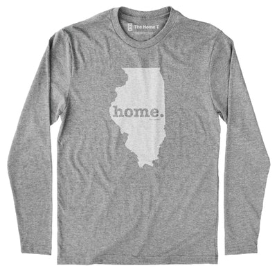 Illinois Home Long Sleeve