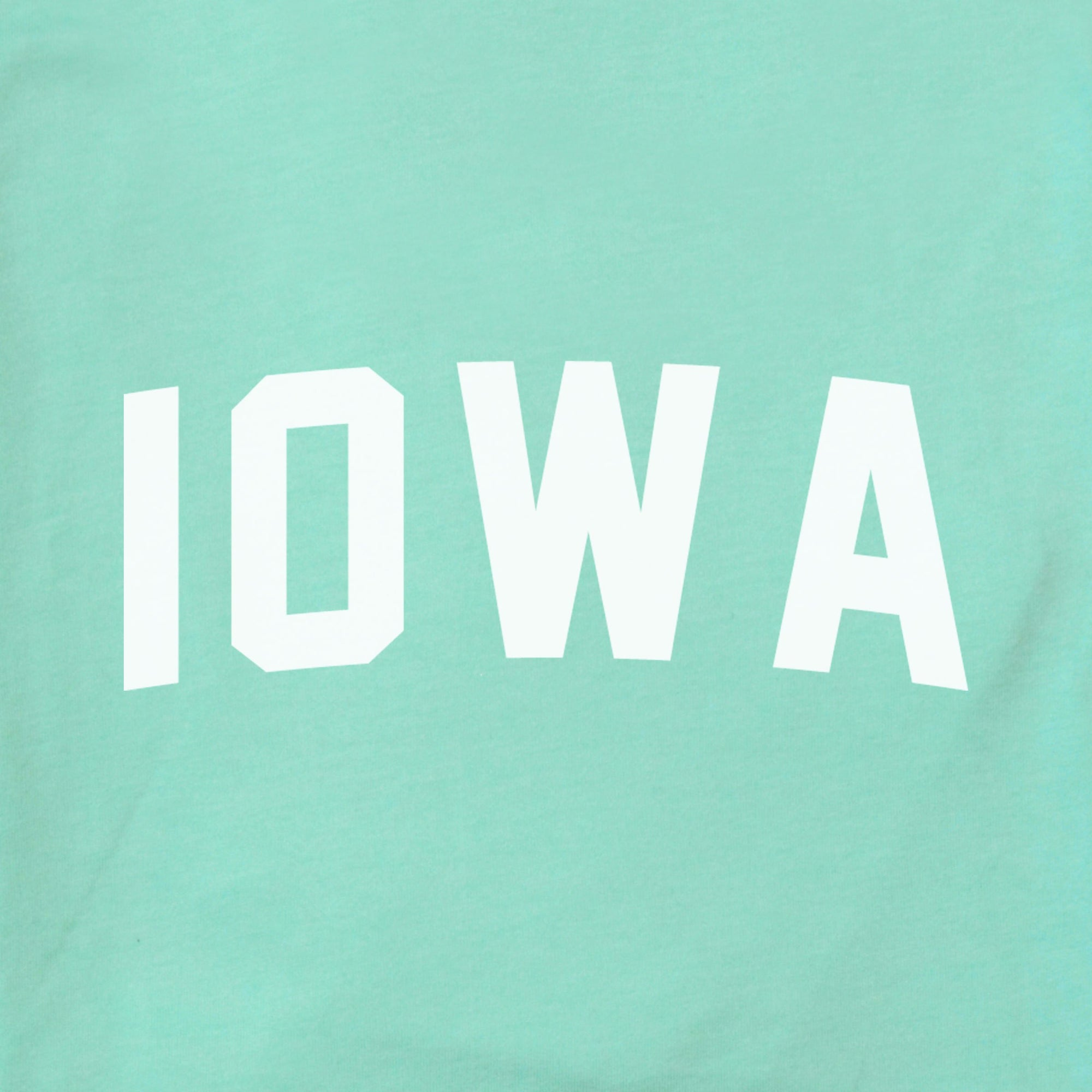 Iowa Arched The Home T XS Mint