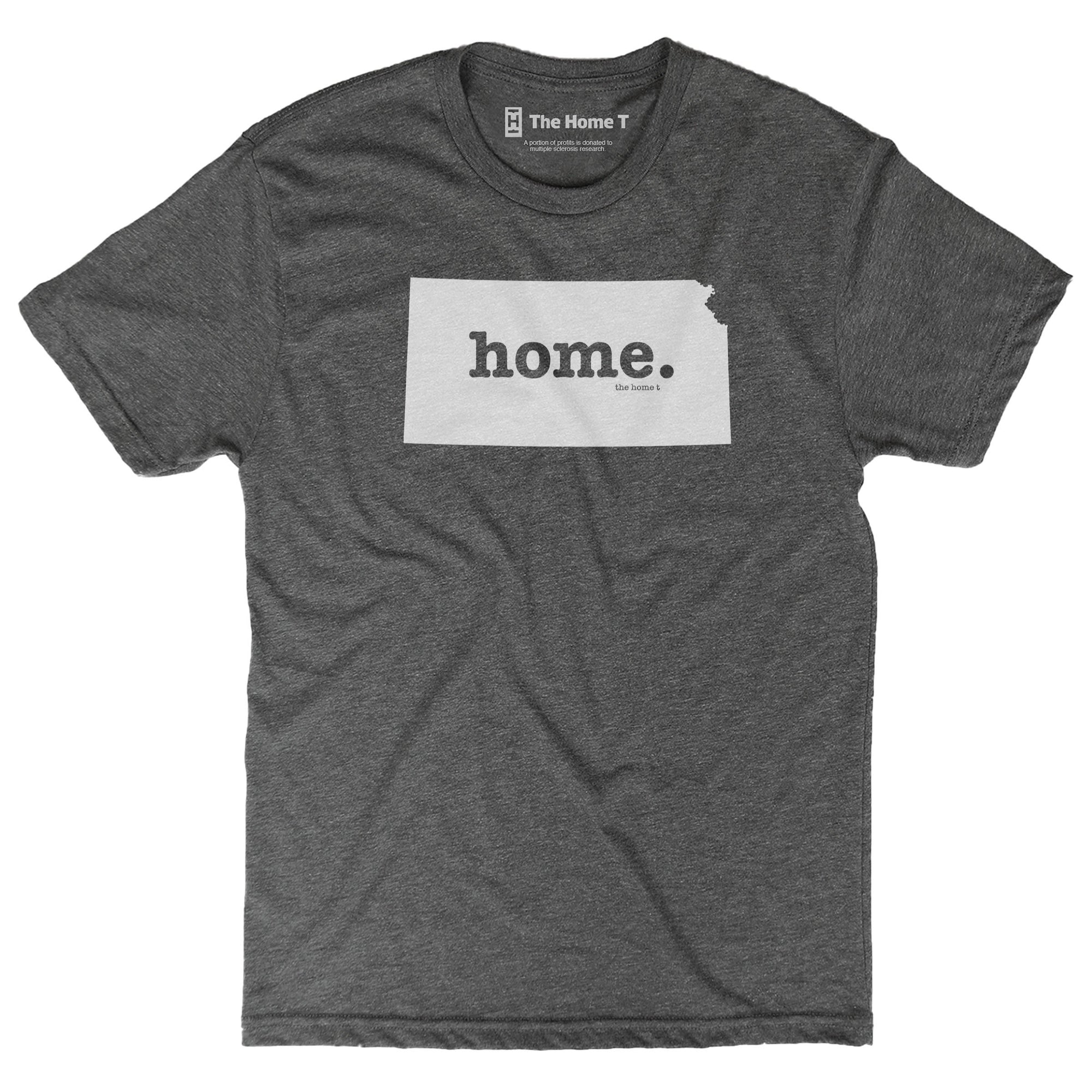 Kansas Home T Original Crew The Home T XXL Grey