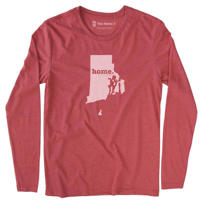 Rhode Island Home Long Sleeve