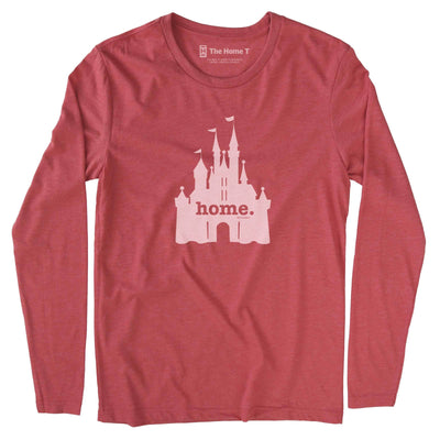 Home At The Castle Home Long Sleeve