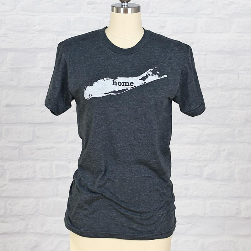 Long Island Home T Original Crew The Home T XXL Grey