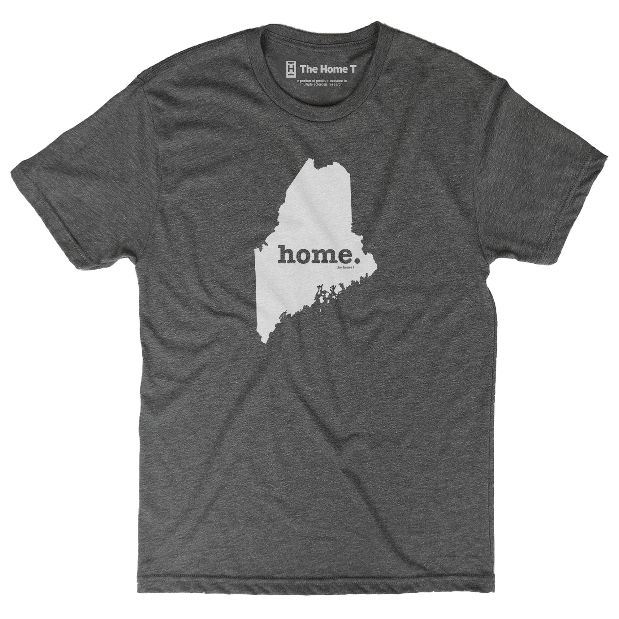 Maine Home T Original Crew The Home T XXL Grey