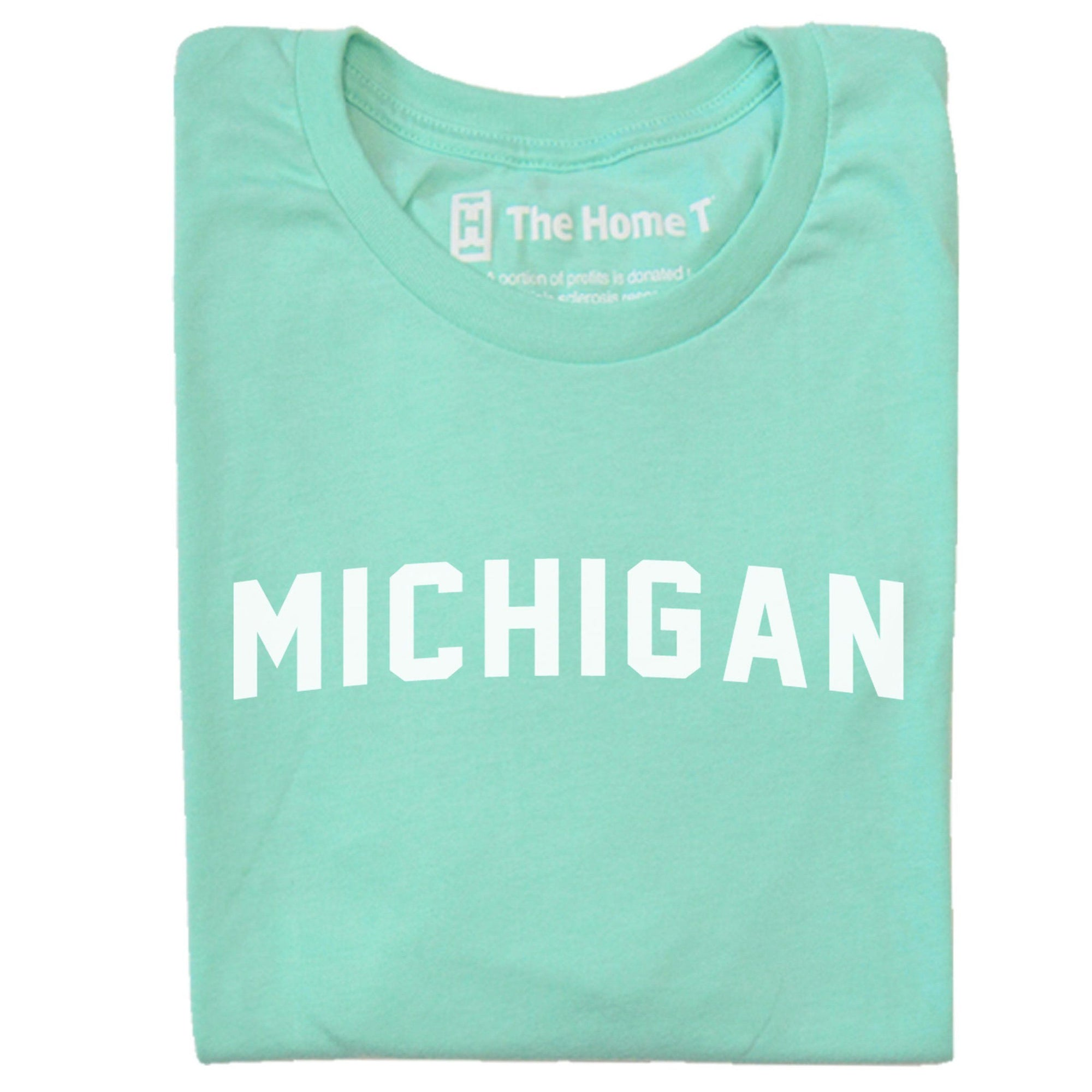 Michigan Arched The Home T XS Mint