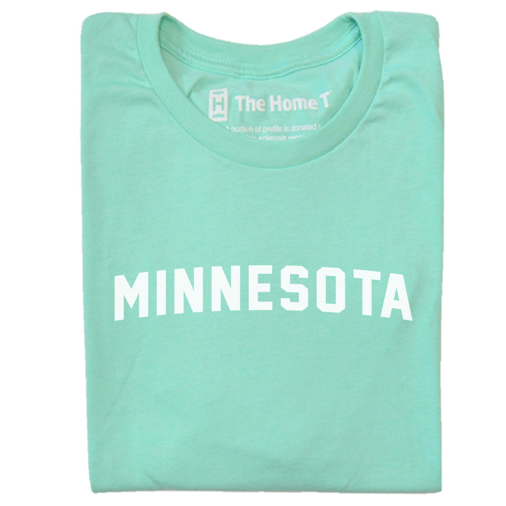 Minnesota Arched The Home T XS Mint