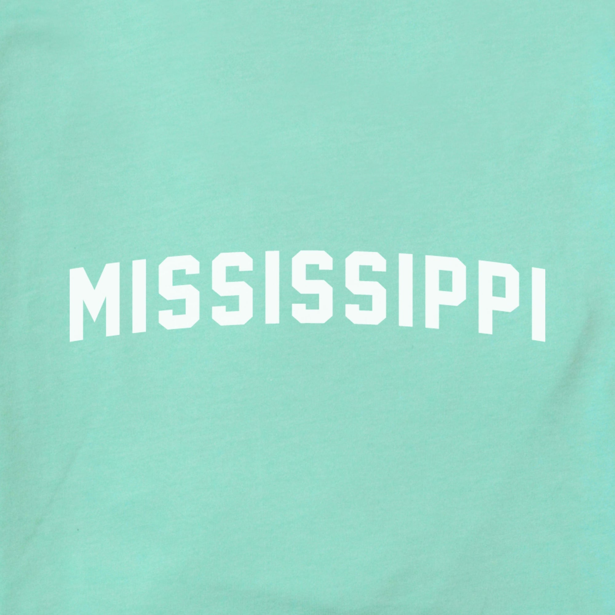 Mississippi Arched The Home T XS Mint