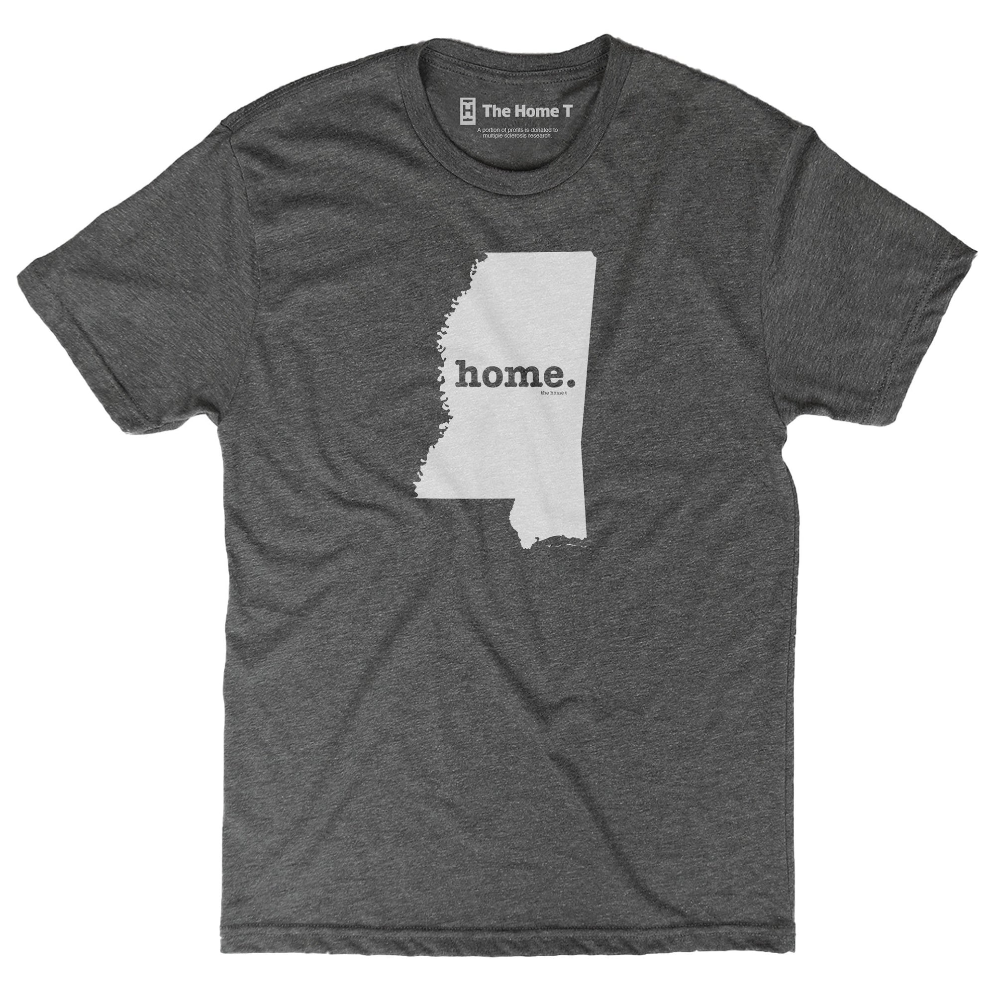 Mississippi Home T Original Crew The Home T XXL Grey