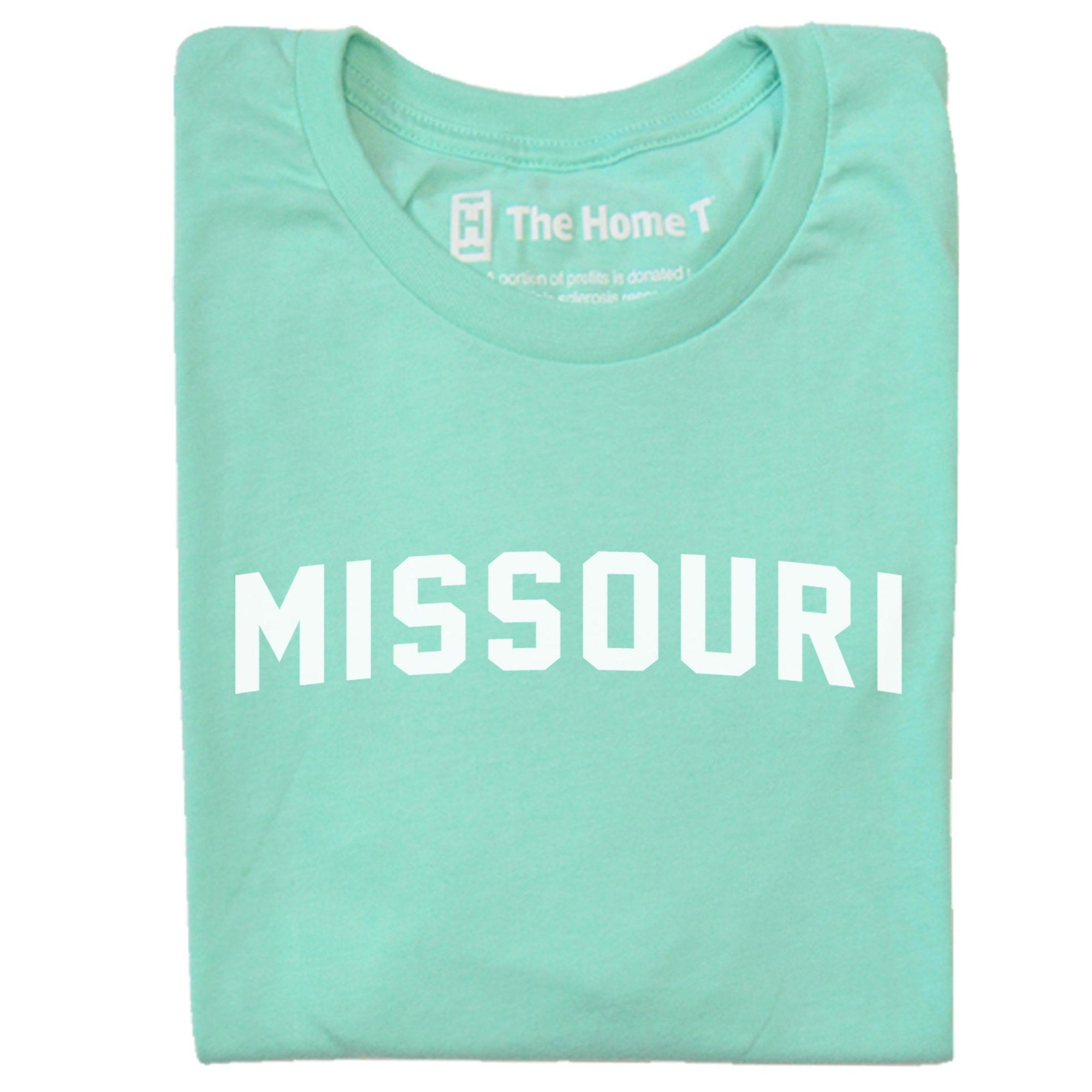 Missouri Arched The Home T XS Mint