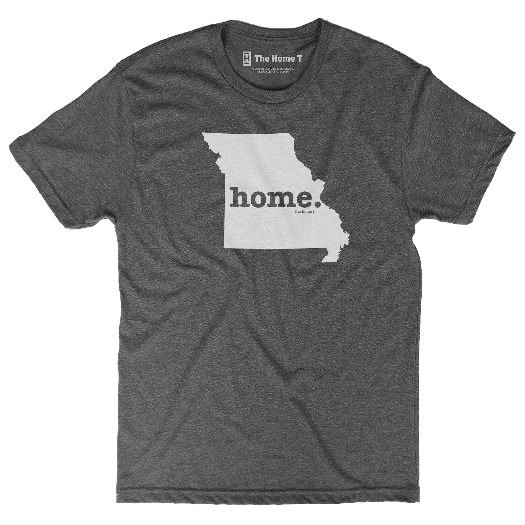Missouri Home T Original Crew The Home T XS Grey