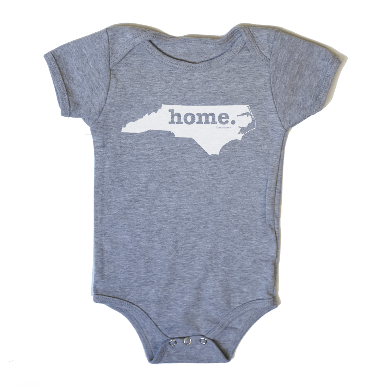 North Carolina Home T Onesie