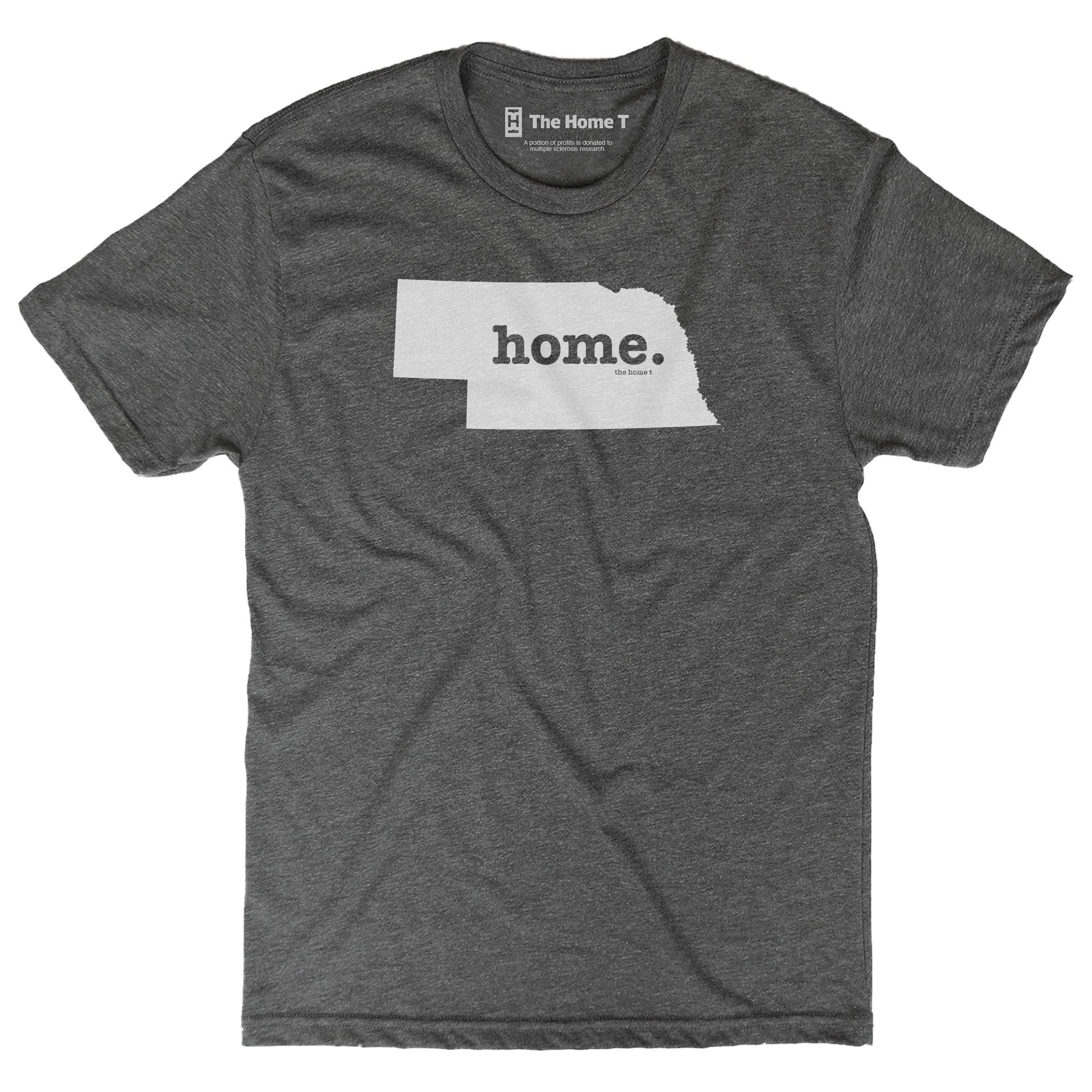 Nebraska Home T Original Crew The Home T XXL Grey