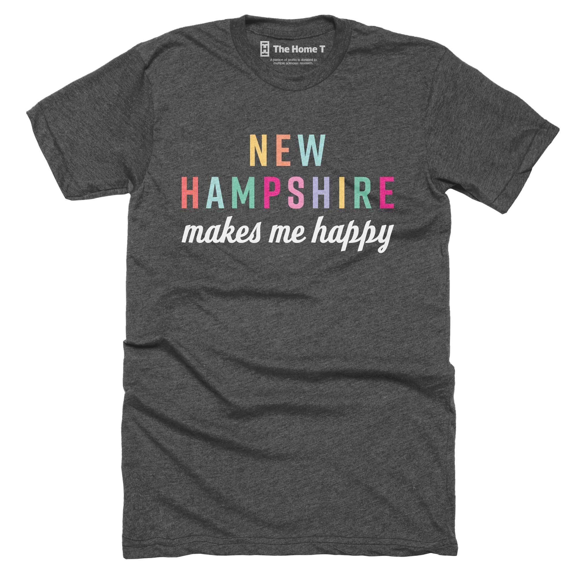 New Hampshire Makes Me Happy