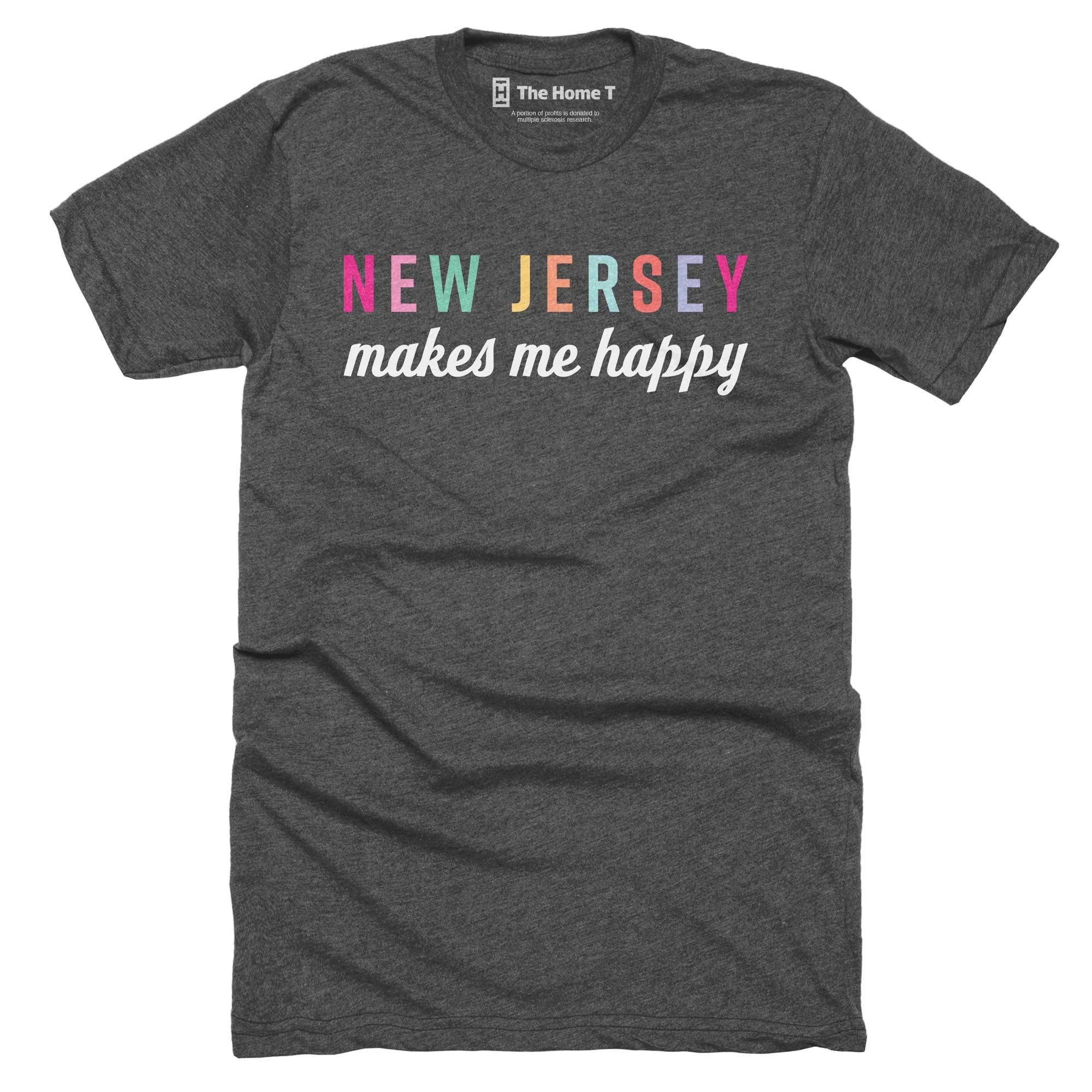 New Jersey Makes Me Happy