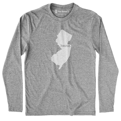 New Jersey Home Long Sleeve