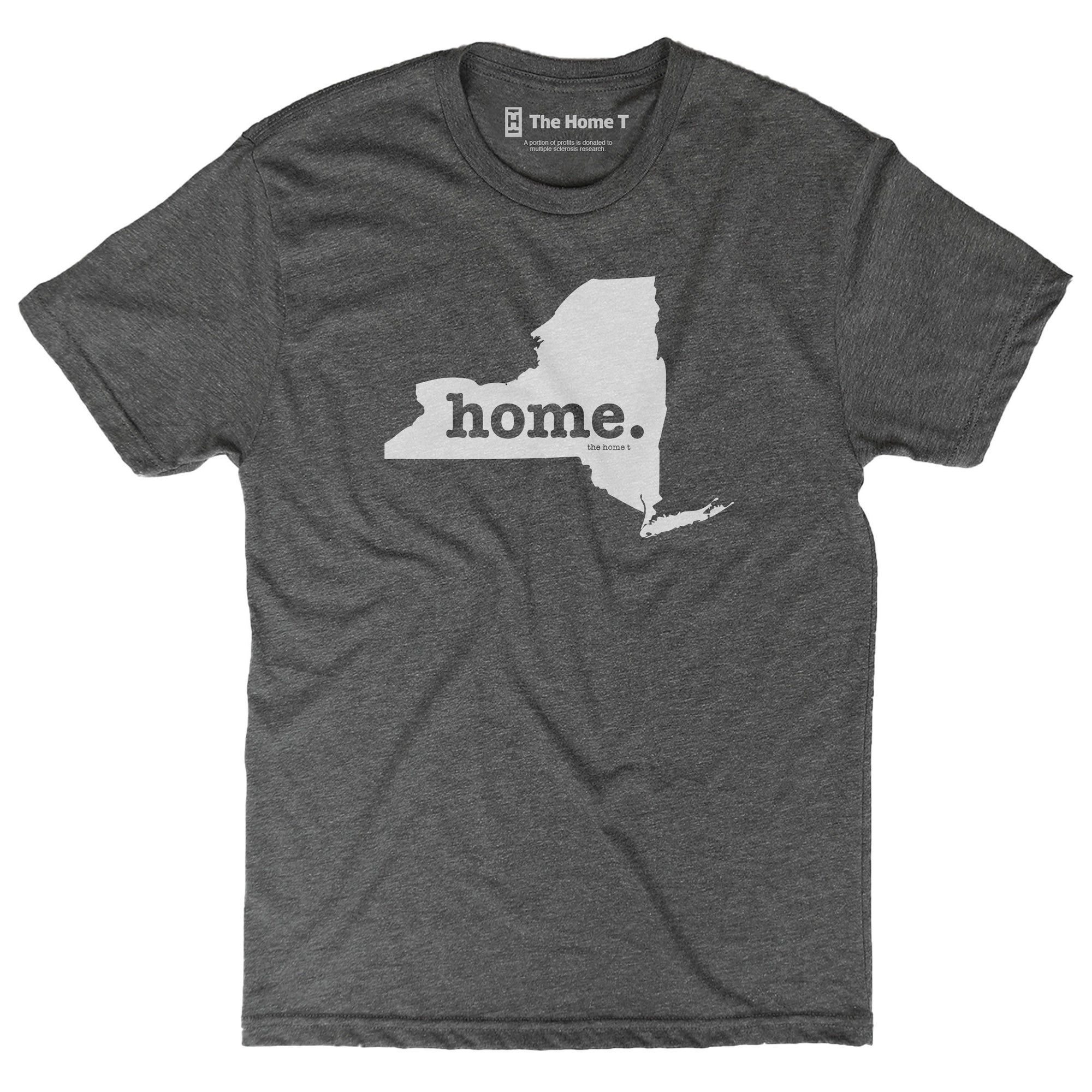 New York Home T Original Crew The Home T XXL Grey