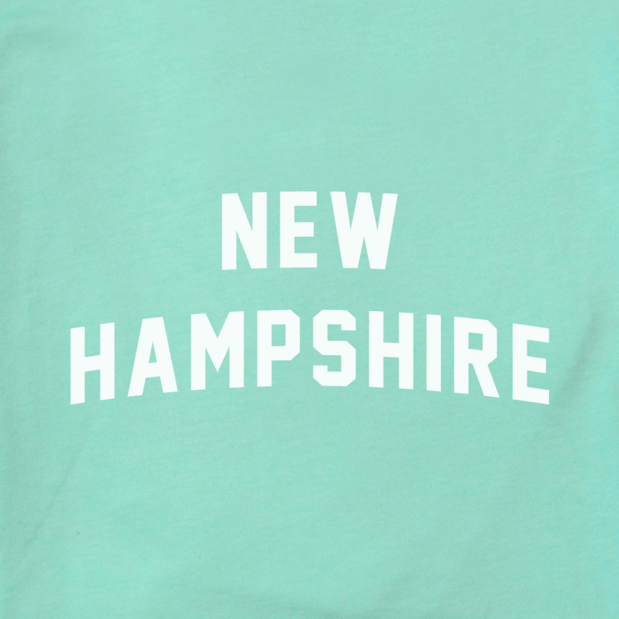 New Hampshire Arched The Home T XS Mint