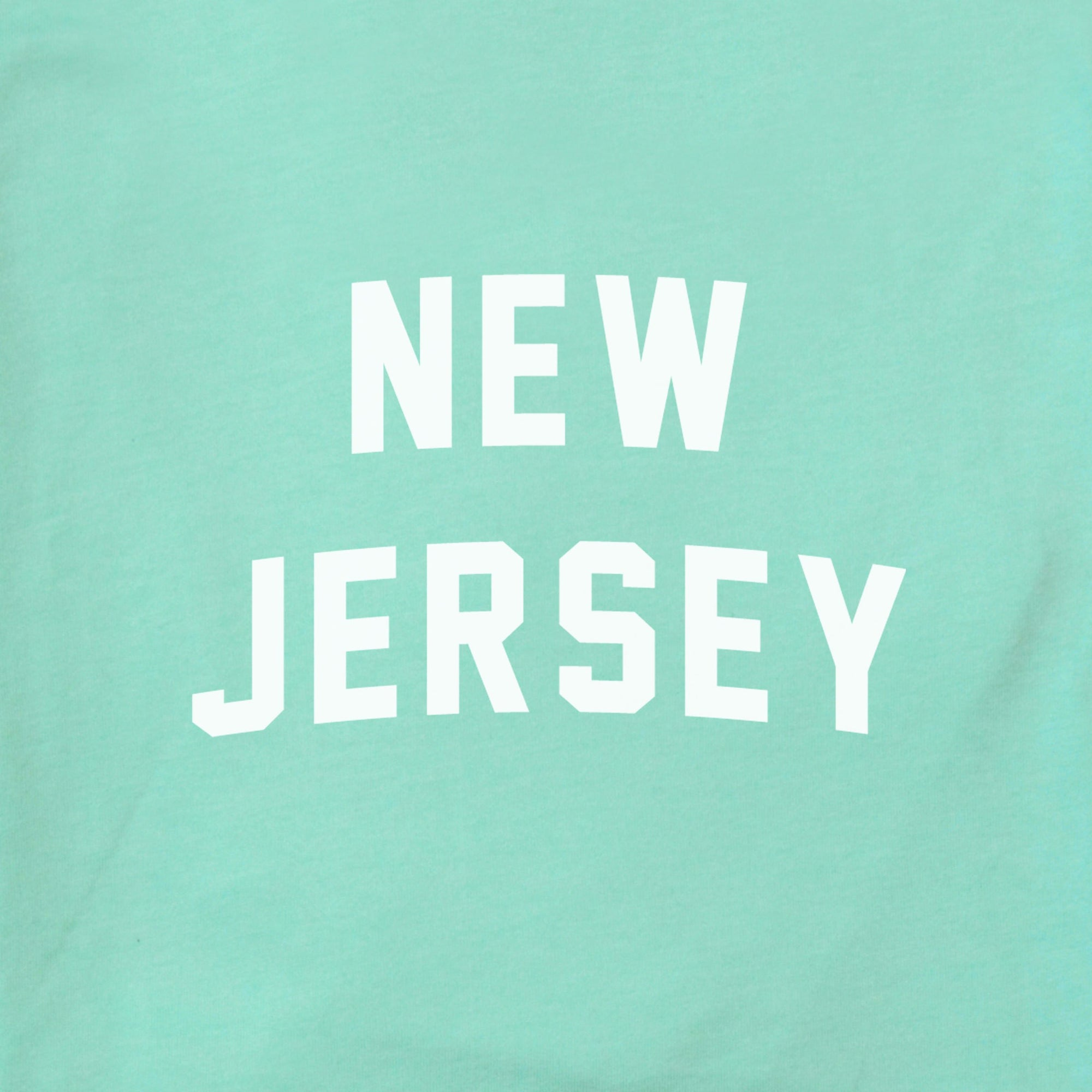 New Jersey Arched The Home T XS Mint