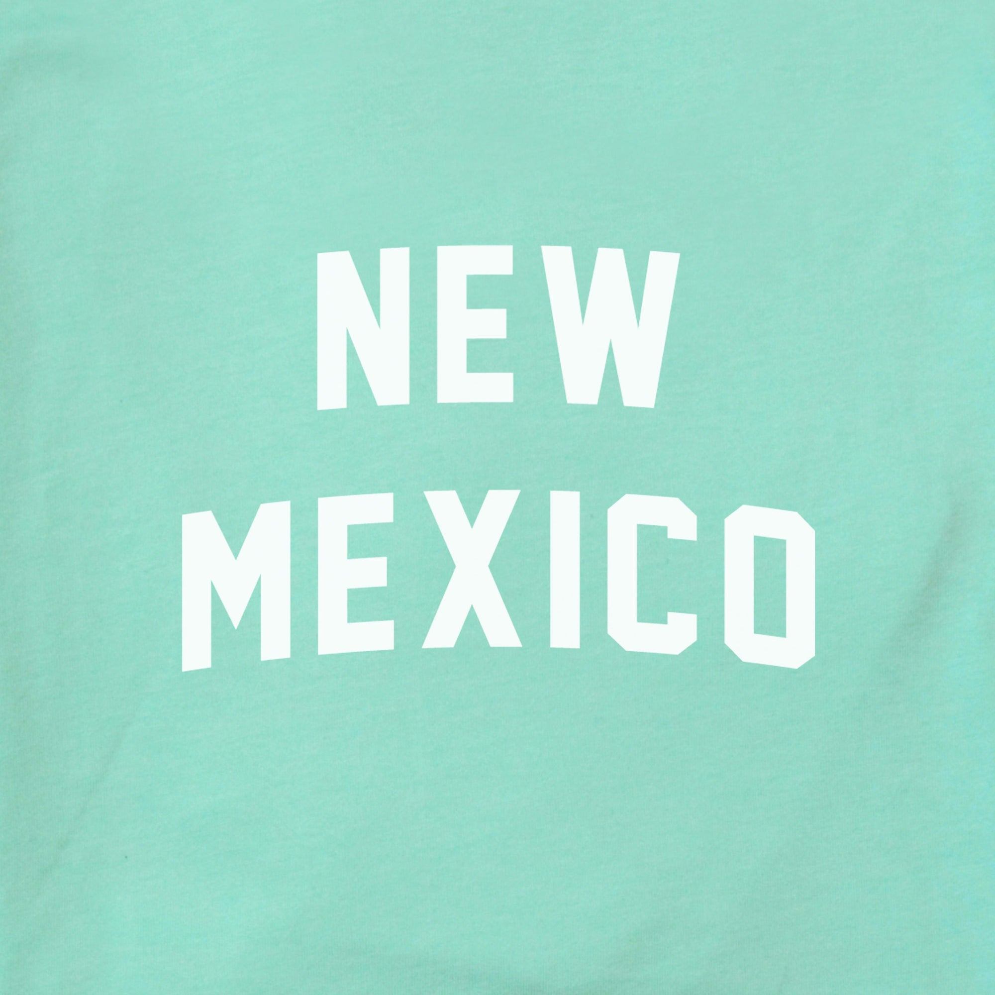 New Mexico Arched The Home T XS Mint
