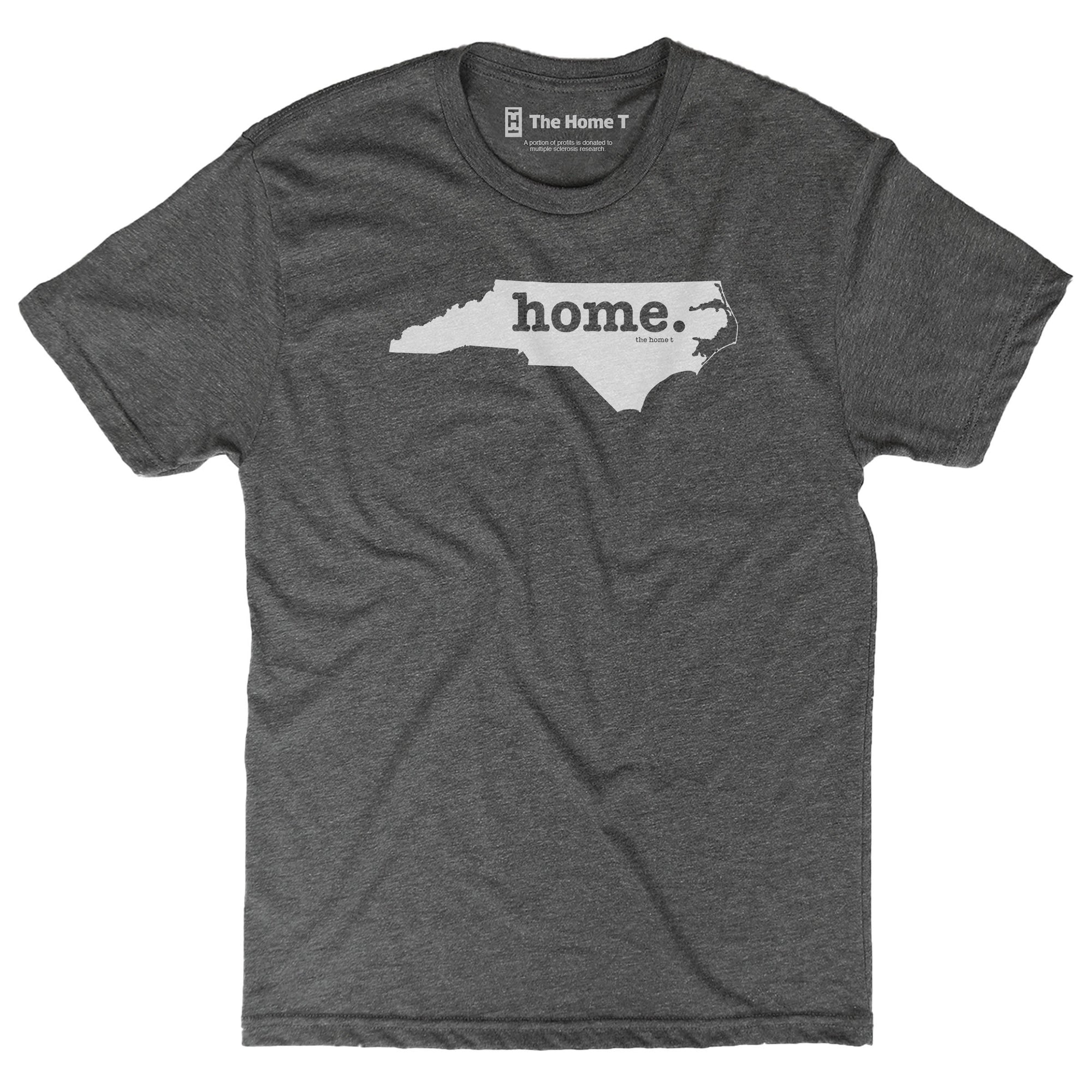 North Carolina Home T Original Crew The Home T XS Grey