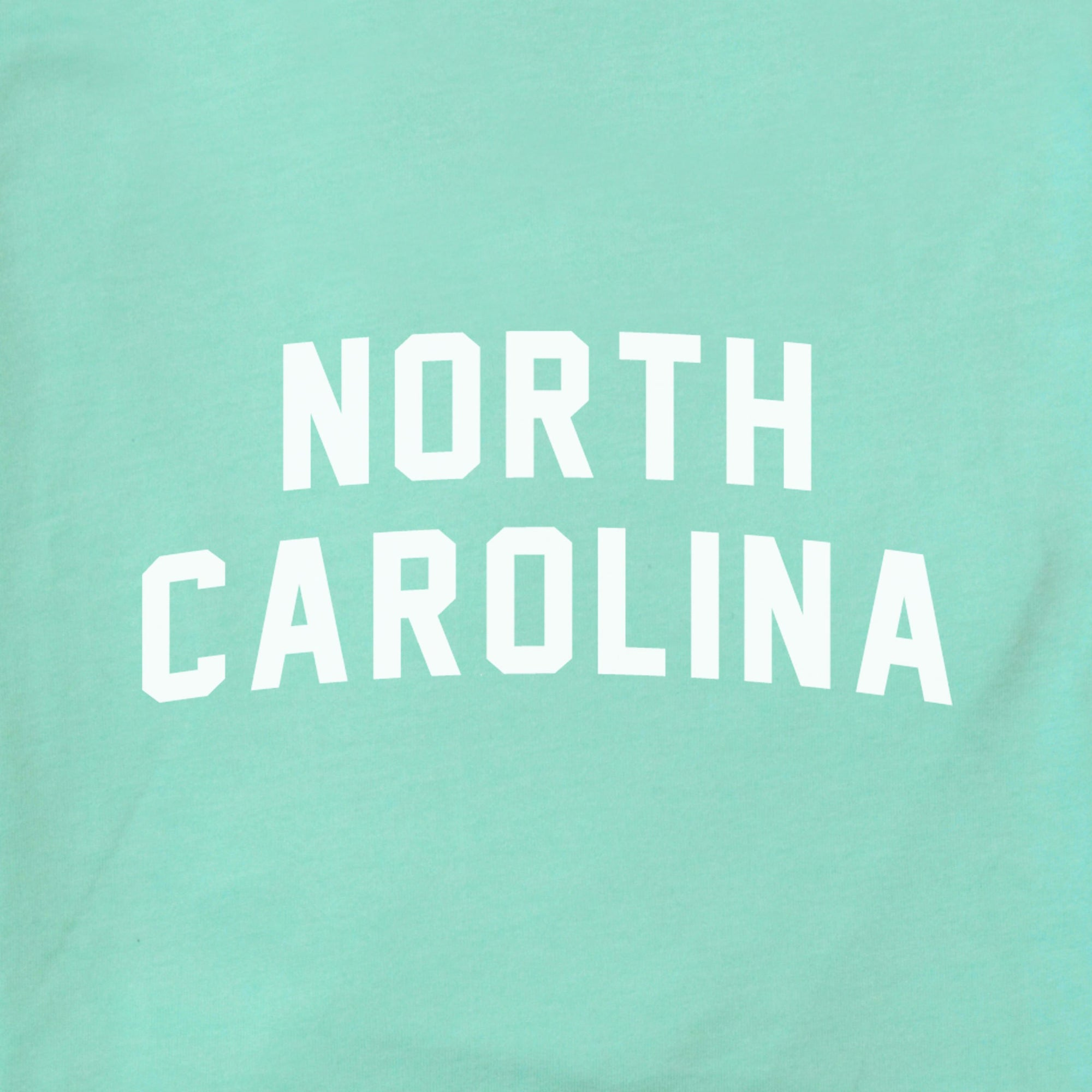 North Carolina Arched The Home T XS Mint