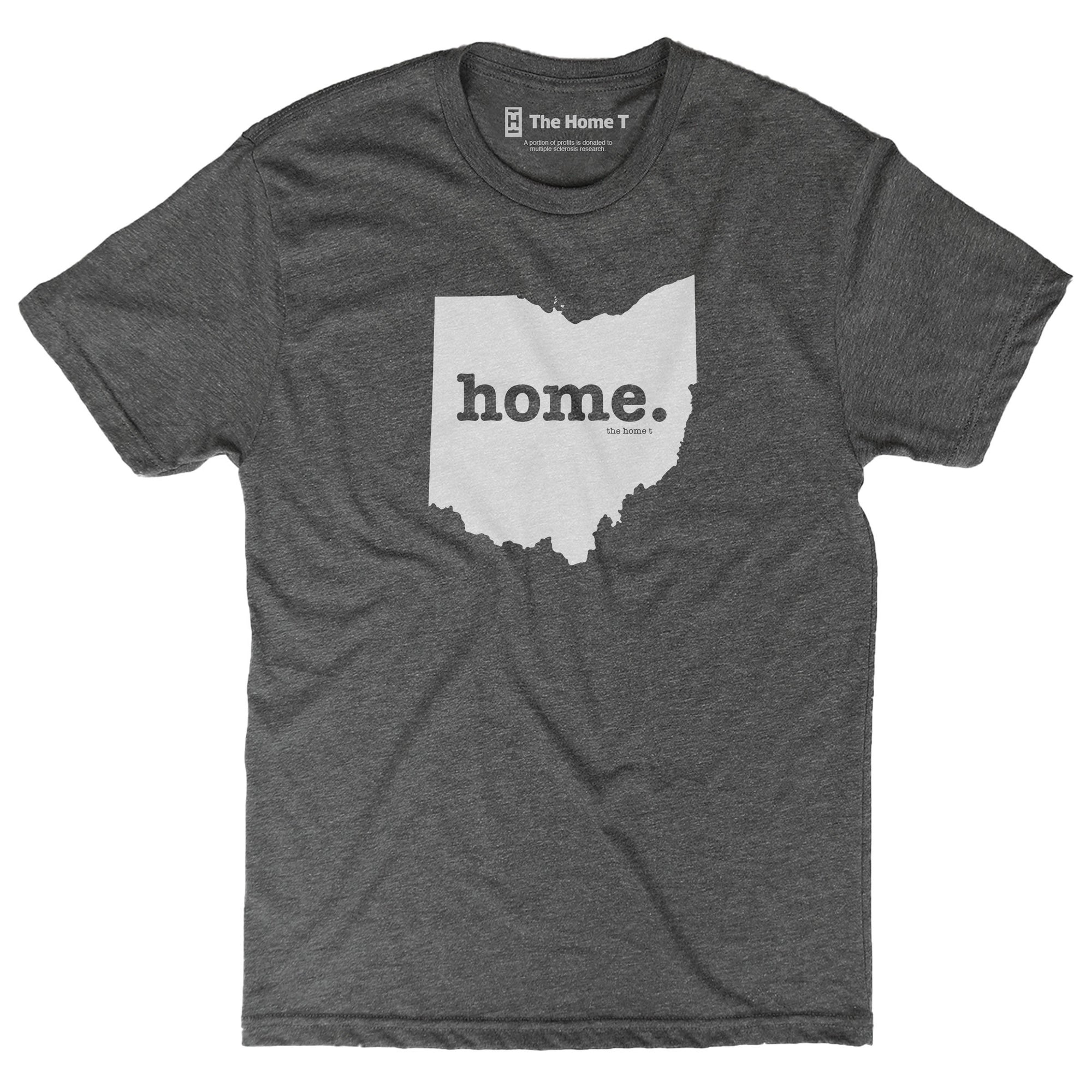 Ohio Home T Original Crew The Home T XXL Grey