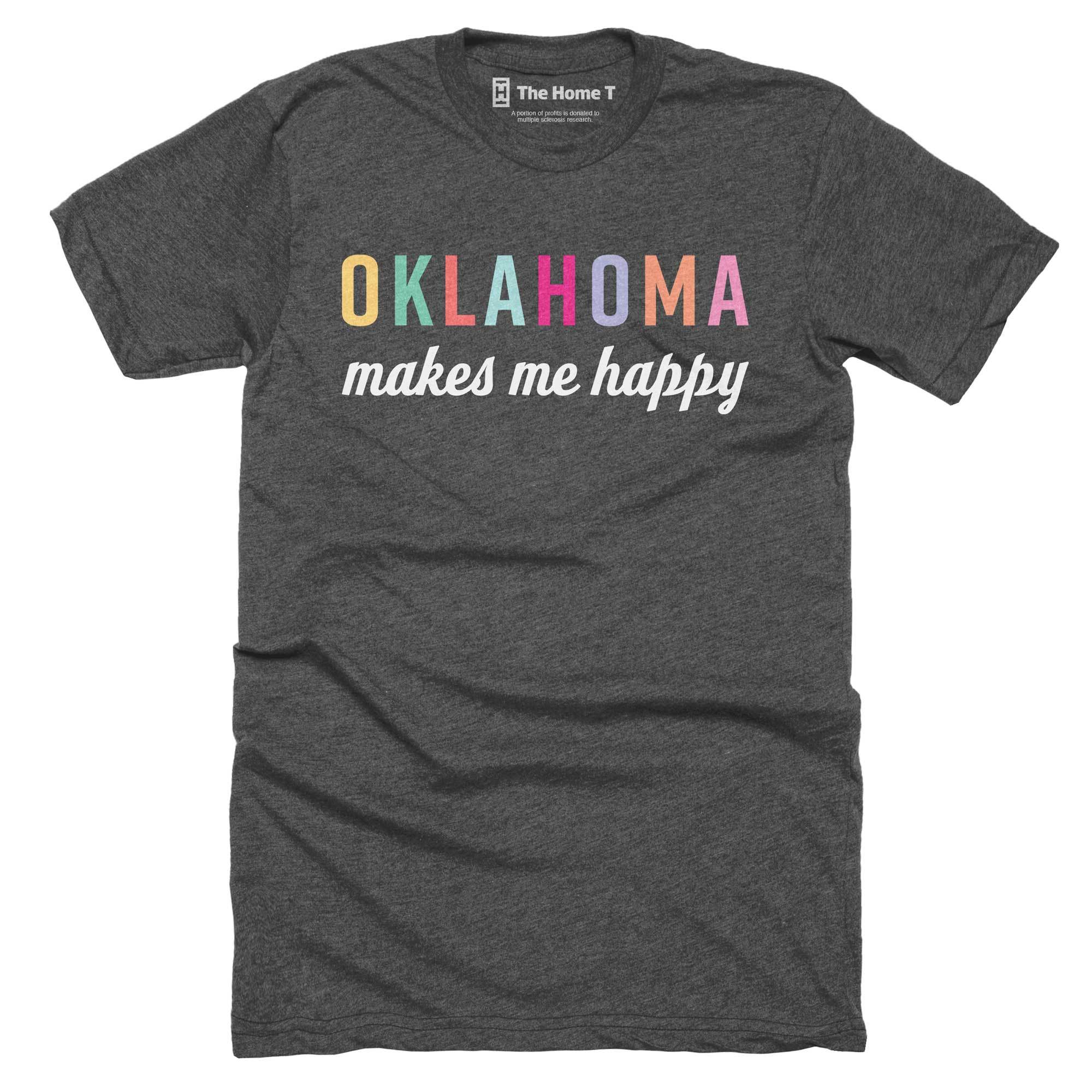 Oklahoma Makes Me Happy