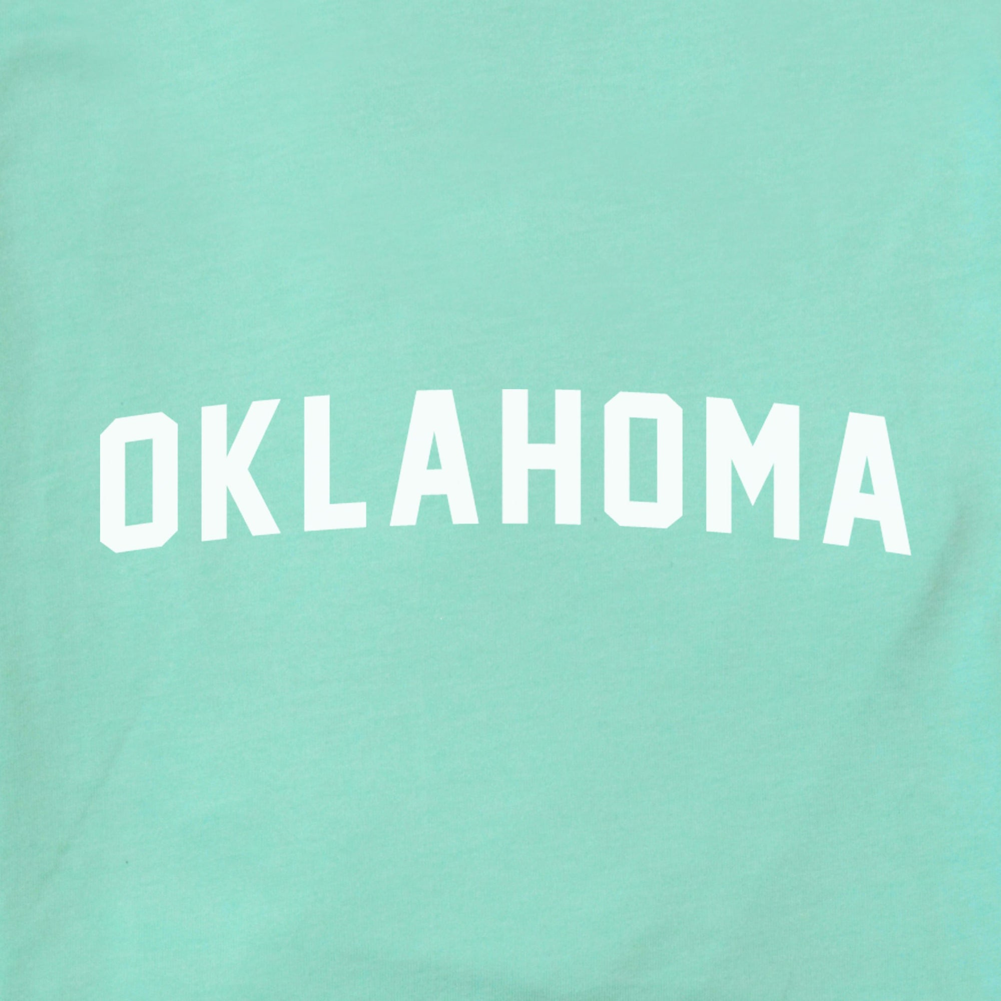 Oklahoma Arched The Home T XS Mint