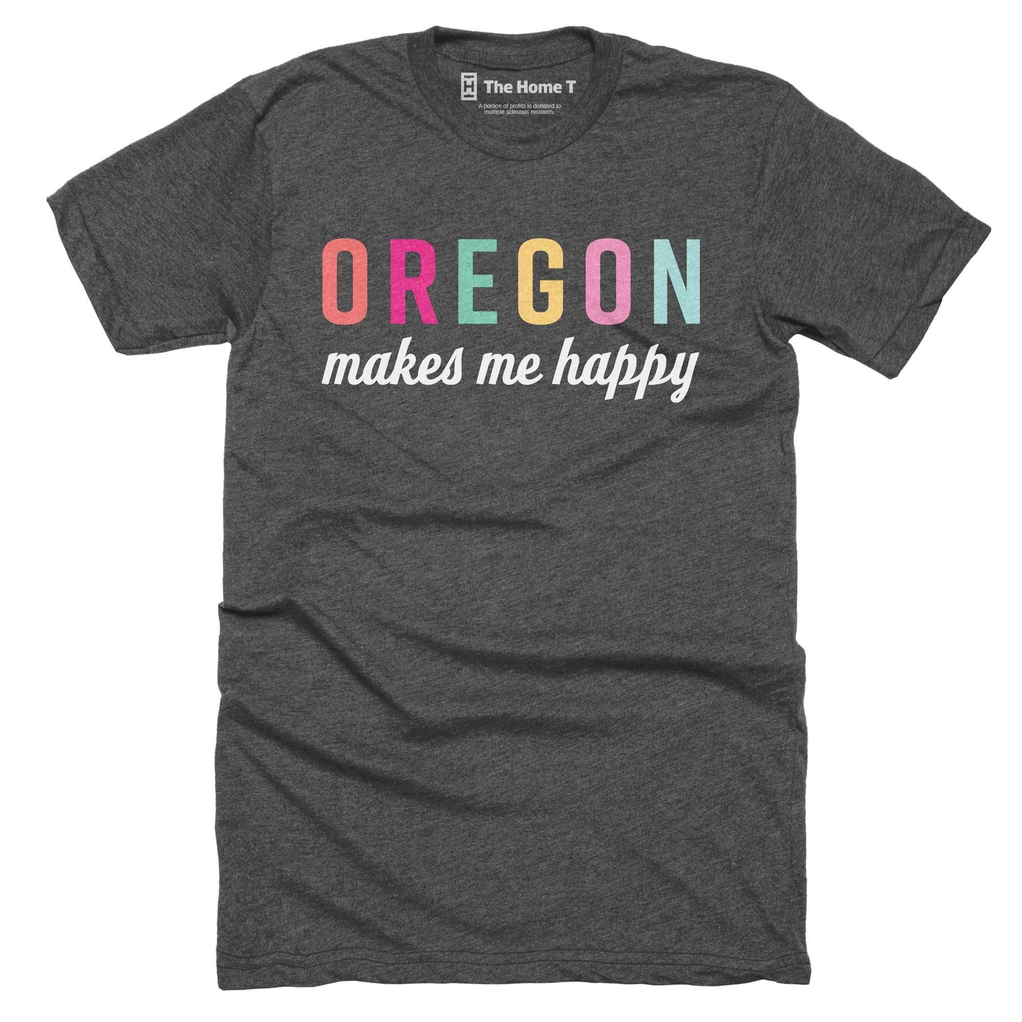 Oregon Makes Me Happy