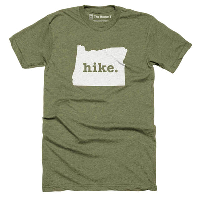 Oregon Hike Home T-Shirt