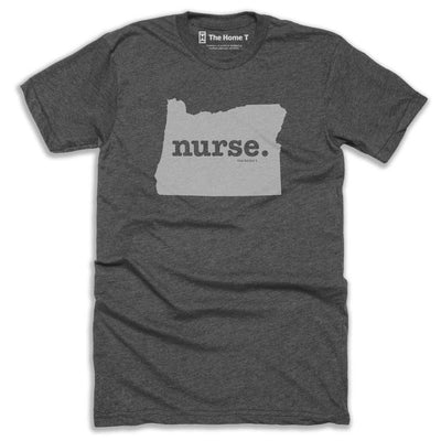 Oregon Nurse Home T-Shirt