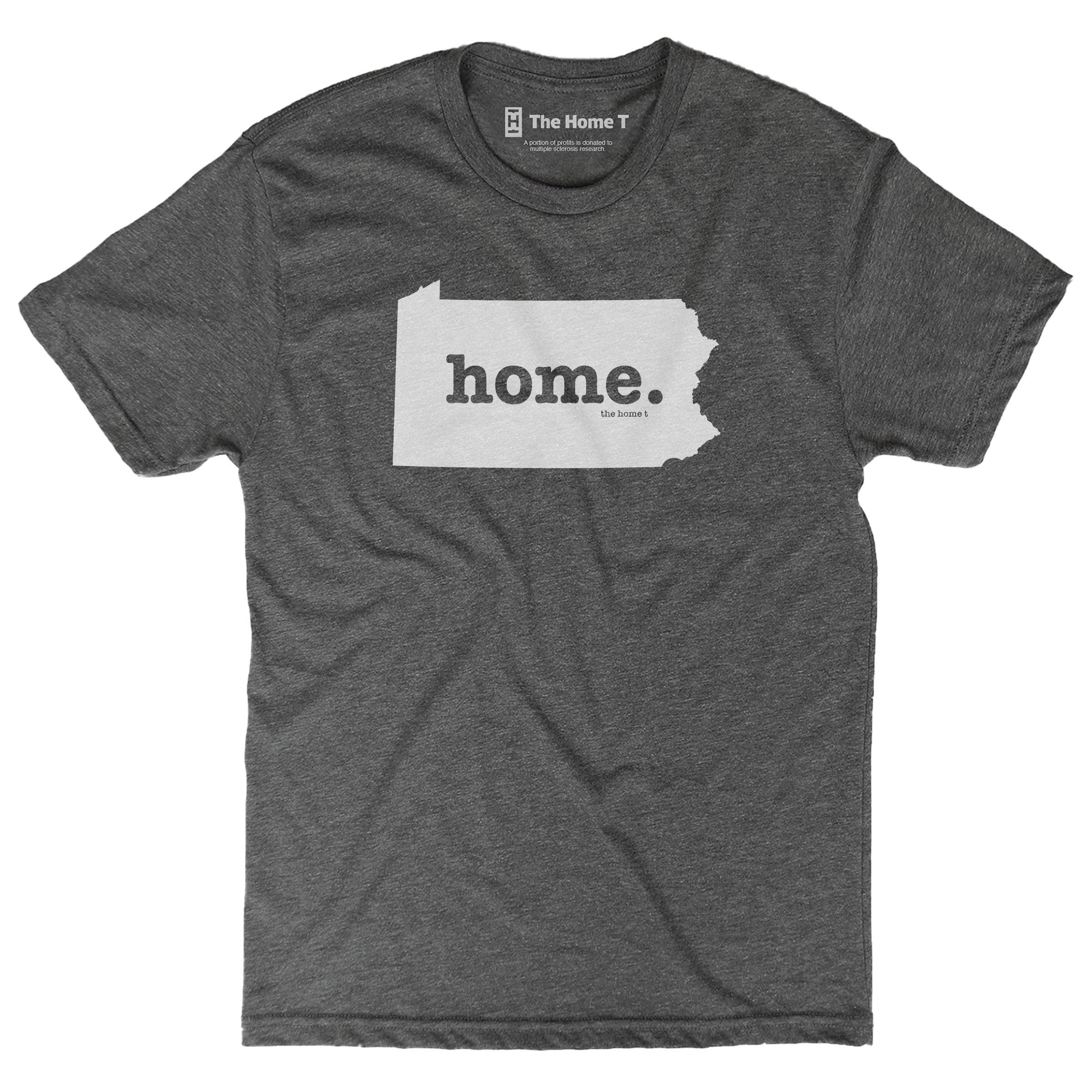 Pennsylvania Home T Original Crew The Home T XXL Grey