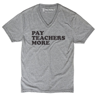 Pay Teachers More