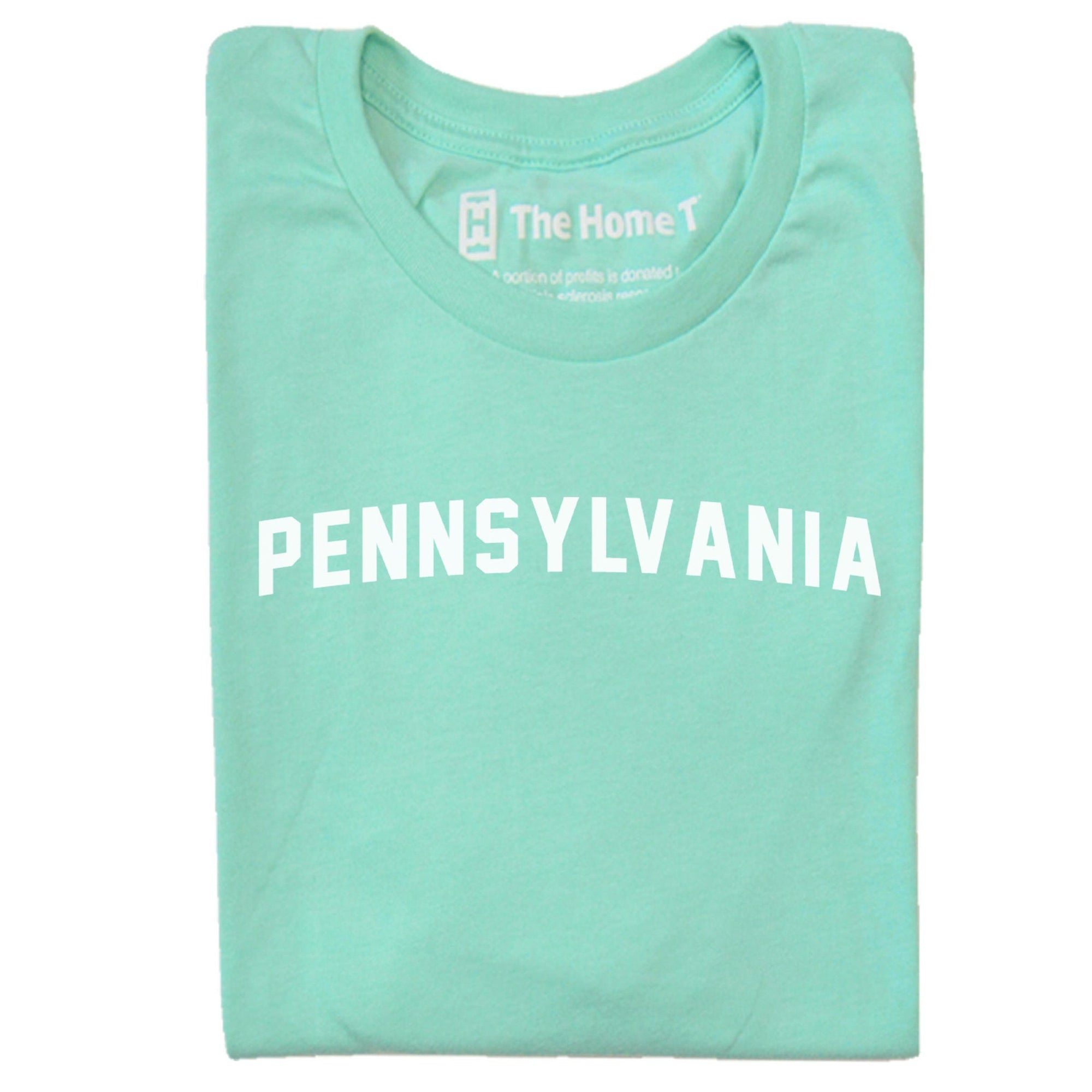 Pennsylvania Arched The Home T XS Mint