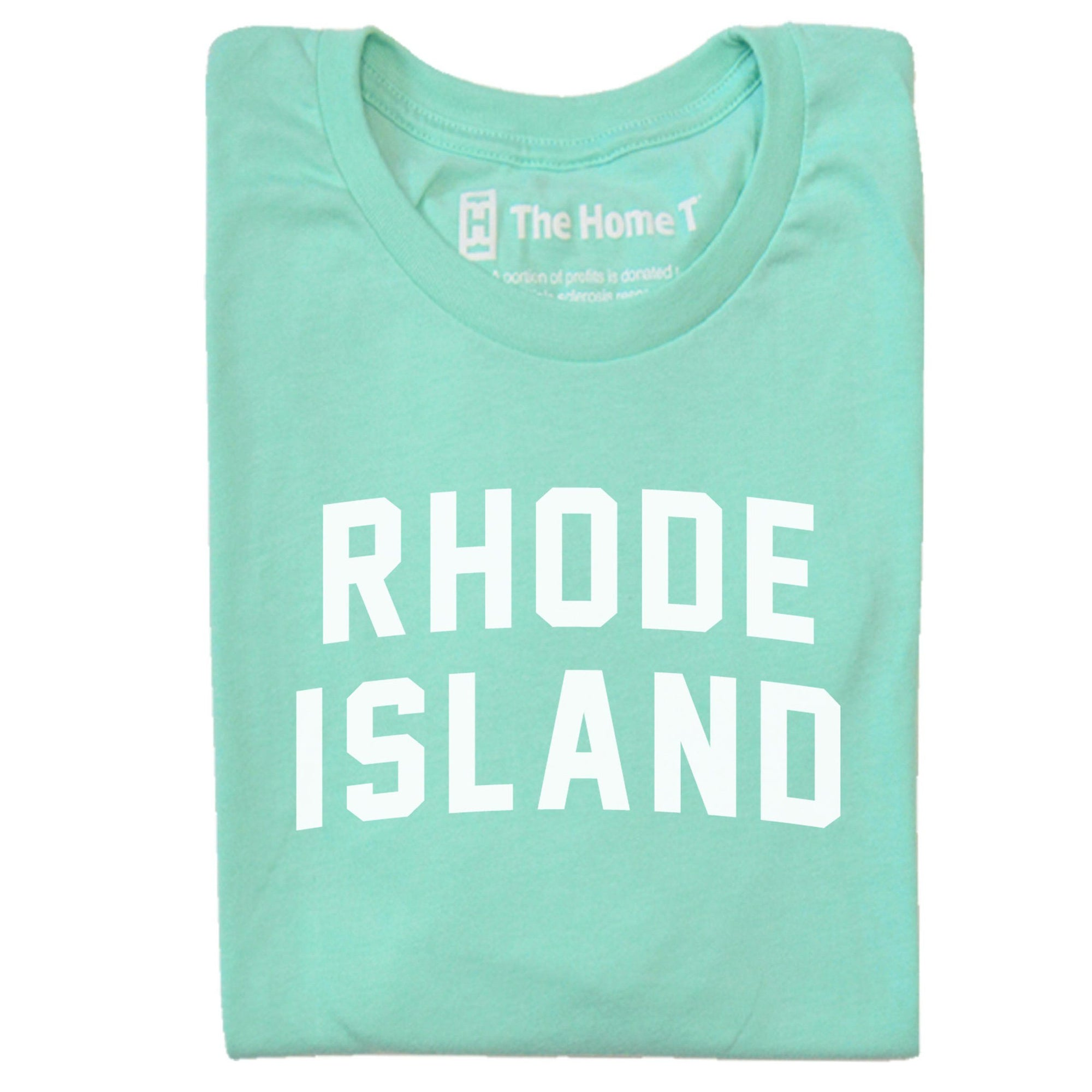Rhode Island Arched The Home T XS Mint