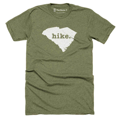 South Carolina Hike Home T-Shirt