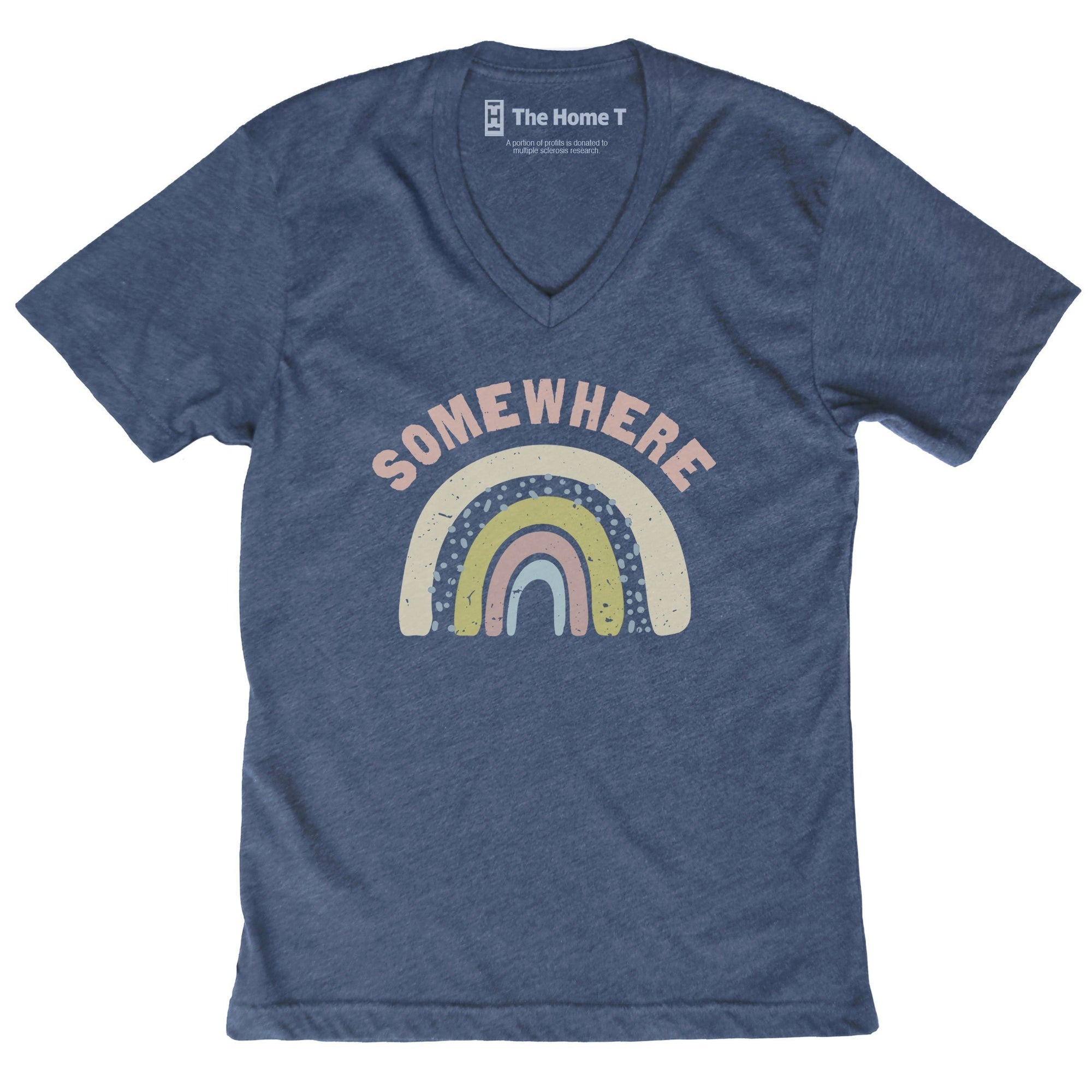 Somewhere Over the Rainbow The Home T XS Crew Neck