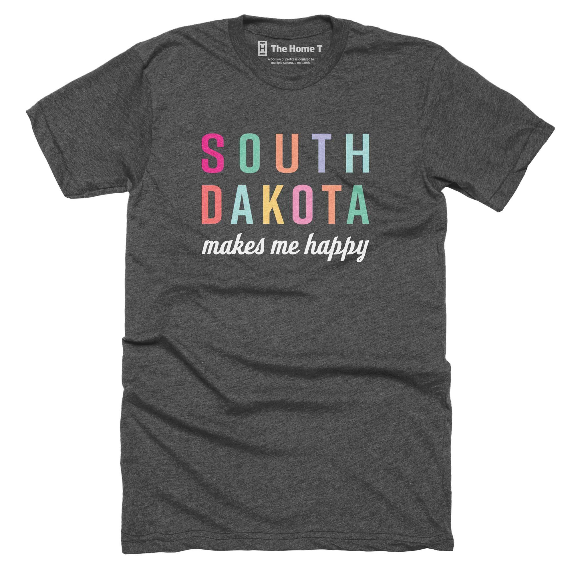 South Dakota Makes Me Happy